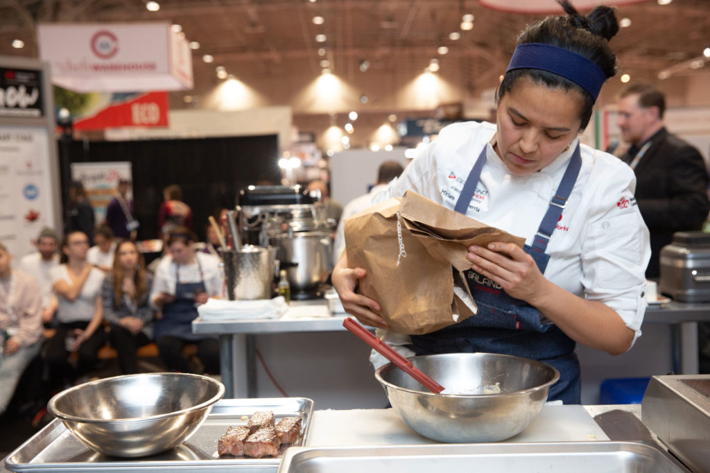 Garland Canada Culinary Competition